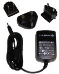 TH-01-XT2 AC THURAYA XT Dual, XT Travel Charger Wall AC, includes International Plug adapters for UK, EU and AU