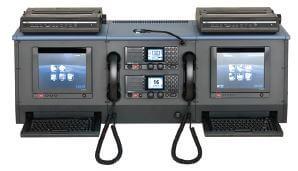 TT-00-6000-GMDSS-A3-150-RT Cobham Thrane SAILOR 6000 GMDSS System for Area 3, Mini-C, 150W with Radio Telex
