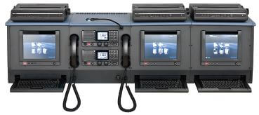 TT-00-6000-GMDSS-A4-500-RT Cobham Thrane SAILOR 6000 GMDSS System for Area 4, Mini-C, 500W with 2x Radio Telex