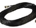 BCA90047 BARRETT HF Radio RG58AU Coaxial Cable 30.0m pre-terminated with waterproof UHF-Male connectors