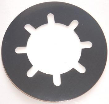 GASKET-G8-G7 Gasket, Neoprene Weather and Wear Resistant Protective Cover for IsatPhone PRO and Iridium STARPAK G7 or any Satellite Magnetic Mount Antenna Base, to protect sensitive painted surfaces