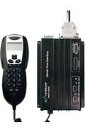 RST620-VMS Iridium Beam TranSAT Fixed Satellite Hands Free System with VMS Tracking