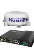HN-00-3500497-0001 Hughes 9450-C11 BGAN Land Vehicle Broadband Satellite Terminal
