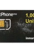 IN-01-GSPS1000E IsatPhone PRO 1000 unit PrePaid SIM CARD with Pre-loaded Airtime,365 day validity