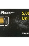 IN-01-GSPS5000E IsatPhone PRO 5000 unit PrePaid SIM CARD with Pre-loaded Airtime,365 day validity