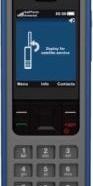 IN-00-136079 Kit, INMARSAT IsatPhone PRO Satellite Telephone, Hand Held Portable Satellite Telephone