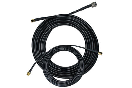ISD936 IsatDock and Terra 10m Cable Kit, for BEAM ISD series Docking Stations, Terra 400, 800 Terminals and the ISD700, Directional Passive Antenna