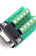 DB9FTB-G01 Adapter, SENA Parani DB9 Male to Terminal Block Adapter for SD1100 serial-adapters ONLY (Wt.50g)