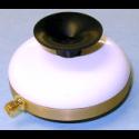 STARPAK-2GN-GMNS-1 IRIDIUM Antenna, Low Profile Mini Patch, Fixed, Magnetic and Glass Mount