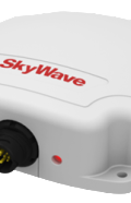 SM201205-SZG Skywave IDP-680 Land Satellite Terminal, with side-entry cable port, crimp w/out back shell
