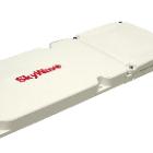 SM201228-CXX Skywave IDP-800 Battery Terminal, Optional Remote Antenna, Rechargeable, GPS/GLONASS, No Batteries