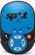 SPOT-2-IS Intrinsic Blue Personal Satellite Messenger and Tracking
