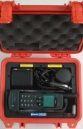 STARPAK-9555SDG-BNDL Iridium 9555 SatDOCK-G Portable Docking Station, Hands Free in Pelican 1200 small hard case, includes 9555 Satellite telephone