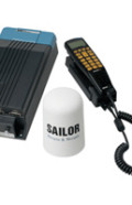 IR-00-SC4000-SSAS Thrane Iridium Sailor SC4000 MK IV Satellite Terminal with SSAS