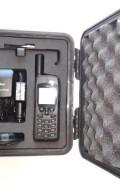 PEL1200-9555-BNDL-B Iridium 9555 Grab and Go Hard Case, EXECUTIVE BLACK, includes 9555 Satellite Telephone