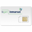 BGAN 15,000 Unit SIM Card, 2yr Validity, free  ship